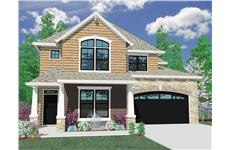 Main image for house plan # 16717