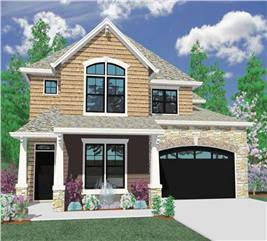 House Plan #149-1002