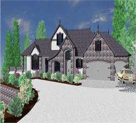 House Plan #149-1008
