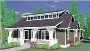 View house Plan#149-1009