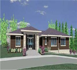 House Plan #149-1013