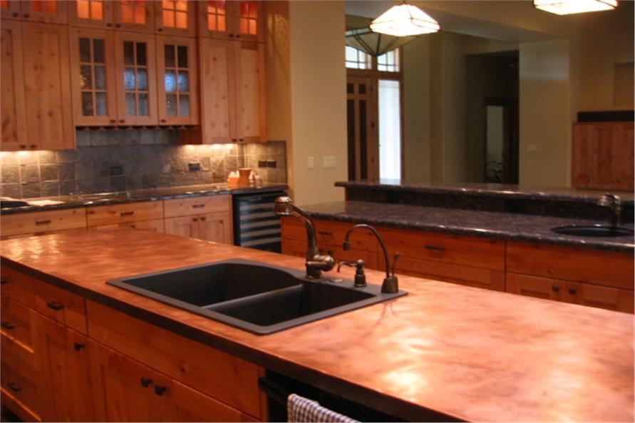 149-1013: Home Interior Photograph-Kitchen