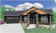 View house Plan#149-1017