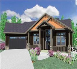 House Plan #149-1017
