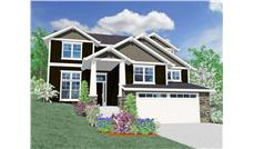Main image for house plan # 16678