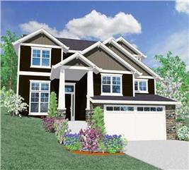 House Plan #149-1021
