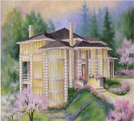 House Plan #149-1040