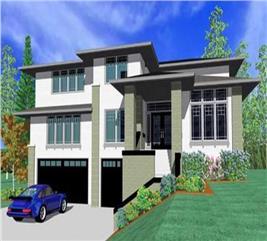 House Plan #149-1043