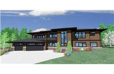 Main image for house plan # 16690