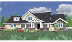 Main image for house plan # 16715