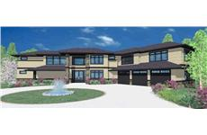 Main image for house plan # 16730