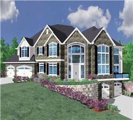 House Plan #149-1057