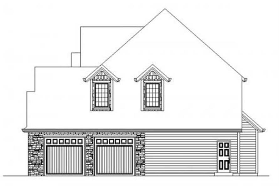 Home Plan Other Image of this 4-Bedroom,3310 Sq Ft Plan -149-1064