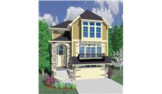 Main image for house plan # 16693
