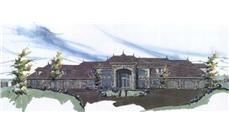 Main image for house plan # 16736