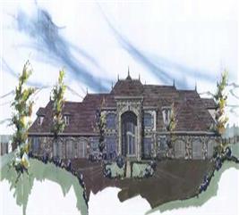 House Plan #149-1076