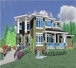 House Plan #149-1078