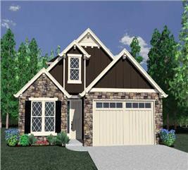 House Plan #149-1103