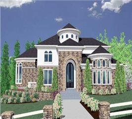 House Plan #149-1105