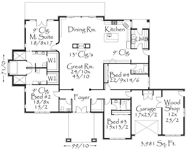 Abc extreme home makeover house plans