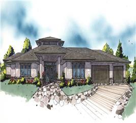 House Plan #149-1121