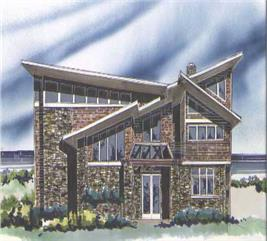 House Plan #149-1132