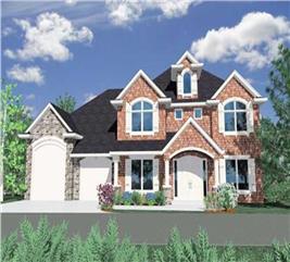 House Plan #149-1145