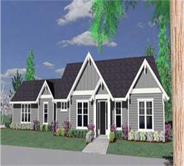 House Plan #149-1153