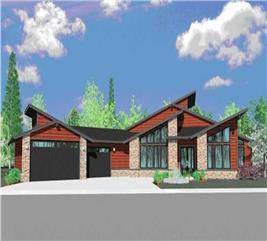 House Plan #149-1182