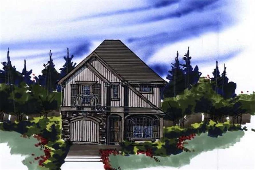 House Plan #149-1194