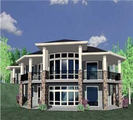 House Plan #149-1197