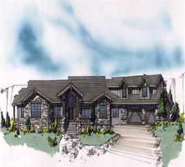 House Plan #149-1198