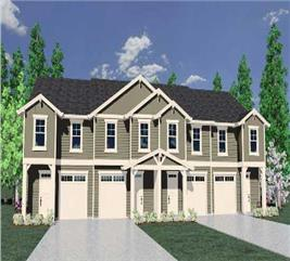 House Plan #149-1201