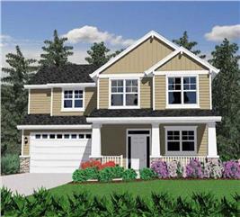 House Plan #149-1213