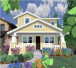House Plan #149-1215