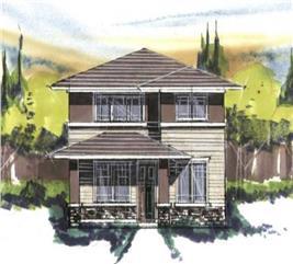 House Plan #149-1217