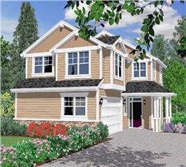 House Plan #149-1221