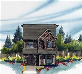 House Plan #149-1222