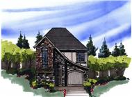 Main image for house plan # 16633