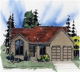 House Plan #149-1229