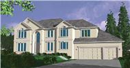 Main image for house plan # 2308