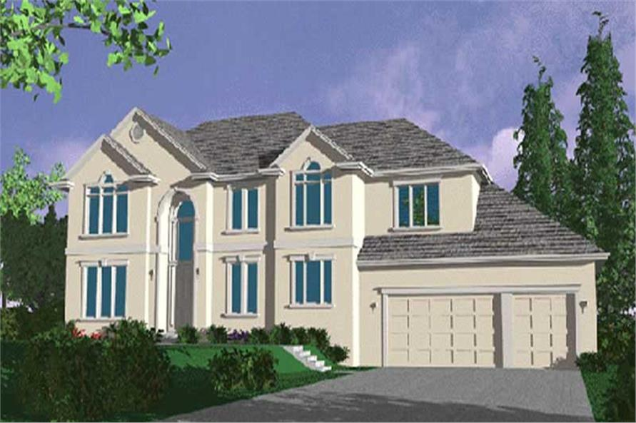 Main image for house plan #149-1255