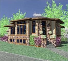 House Plan #149-1260