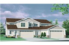 Main image for house plan # 2753