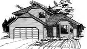 View house Plan#149-1271