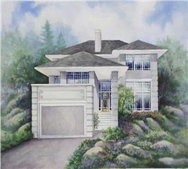 House Plan #149-1278