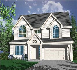 House Plan #149-1281