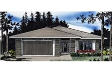 Main image for house plan # 2256