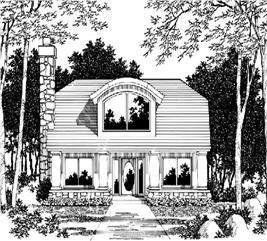 House Plan #149-1290