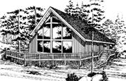 View house Plan#149-1296